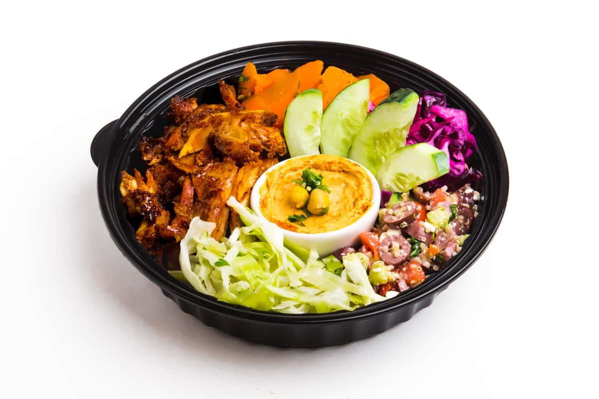 Shawarma Mini Bowl