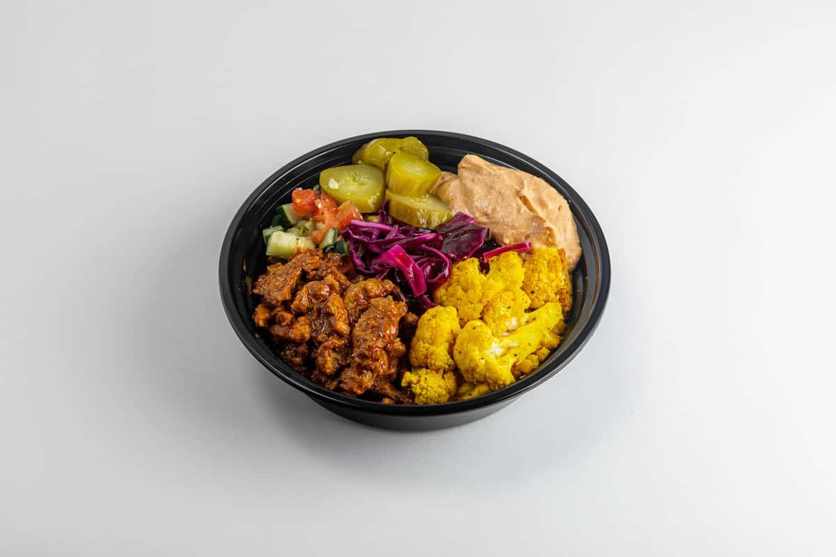 Vegan Shawarma Mini Bowl