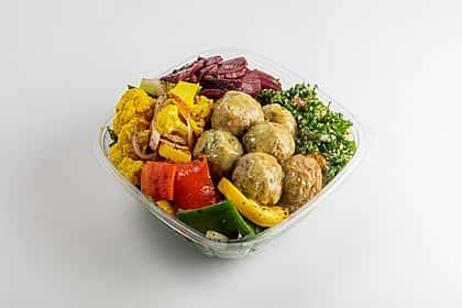 Turkish Meatball Greens