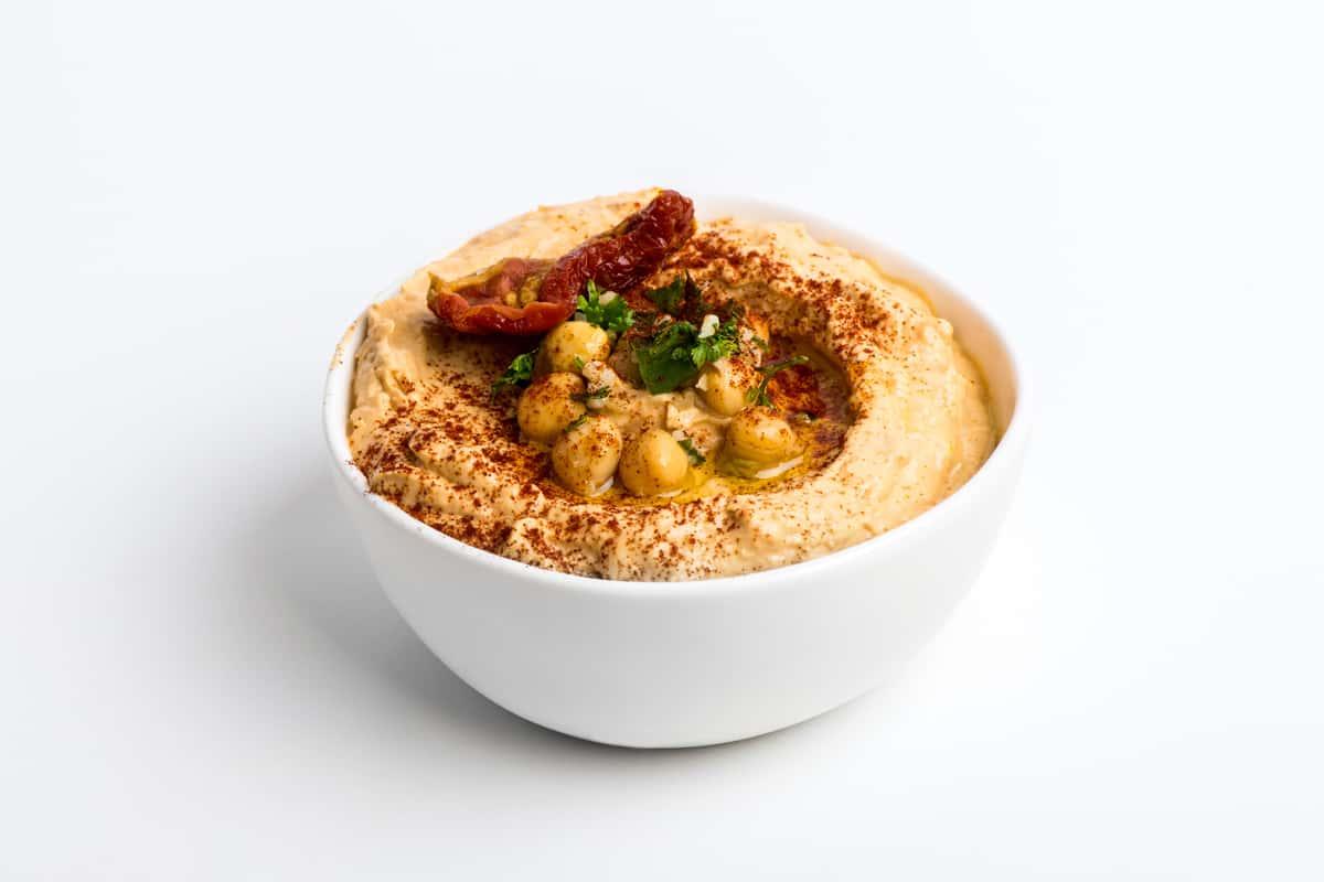 Sundried Tomato Hummus