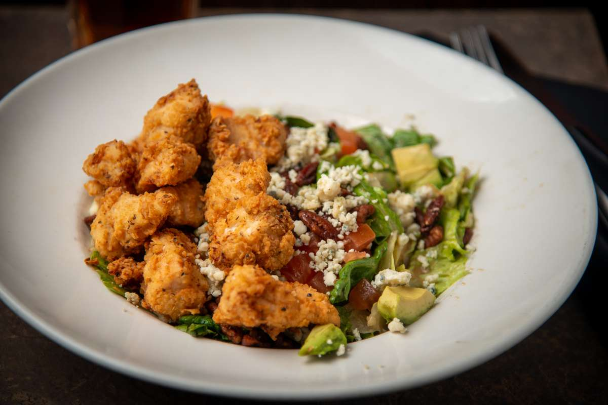 Buttermillk Honey Chicken Salad