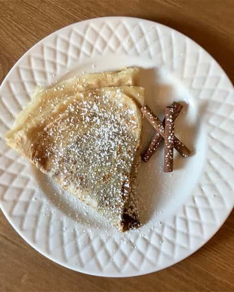 Cinnamon Sugar & Butter