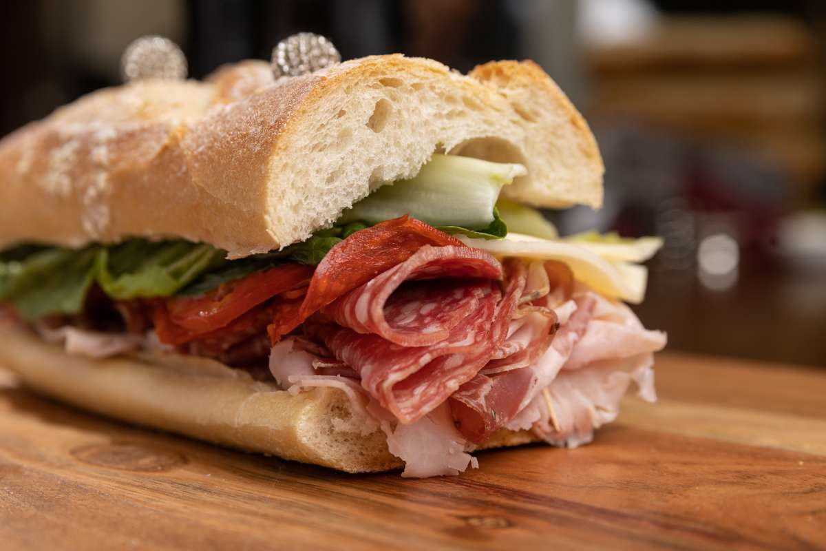 italian classic sandwich