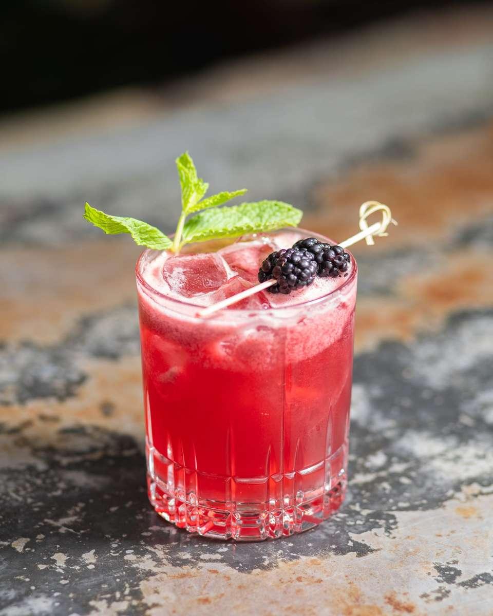 Bourbon Berry