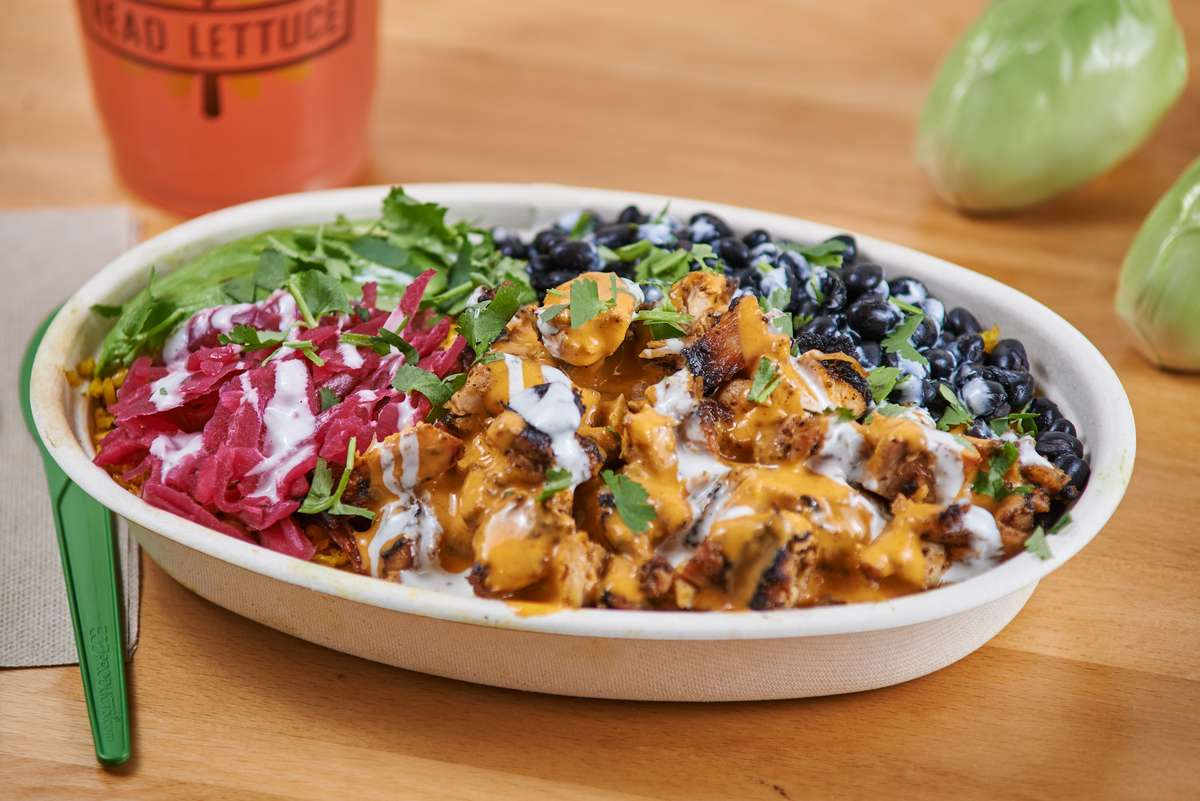 Peri Peri Chicken Bowl