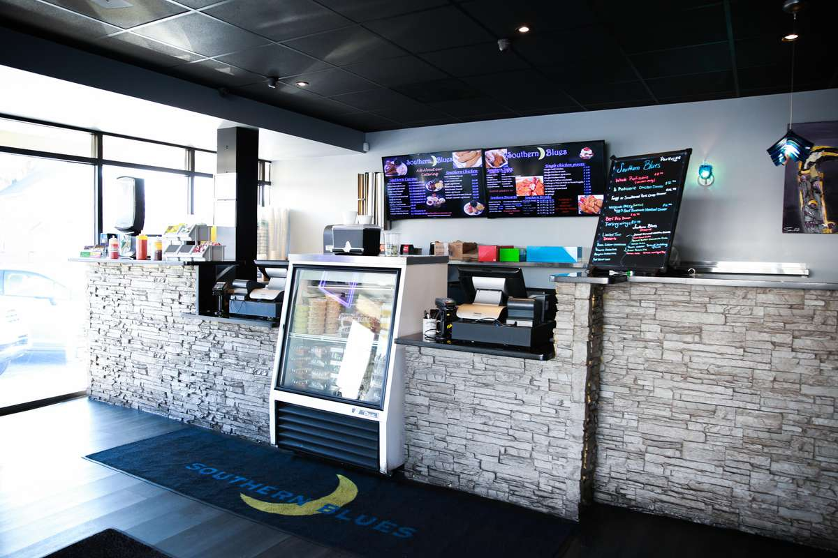 interior counter