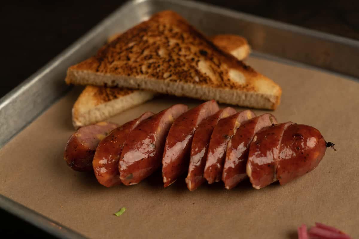 Jalapeño Sausage 1/2LB
