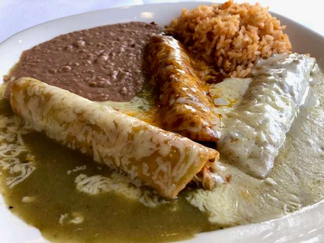 Memito's Enchiladas