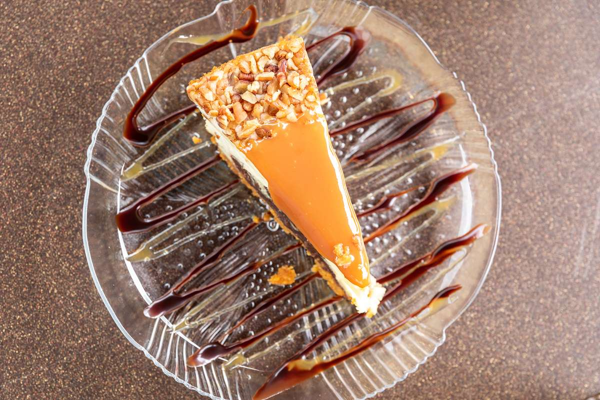 Seasonal Cheesecake