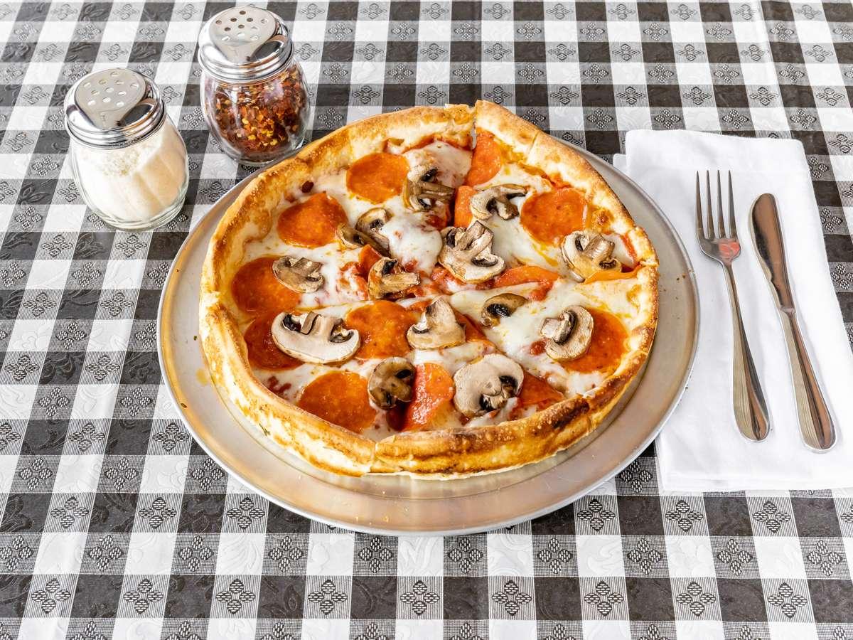 Pan Pizza - Small