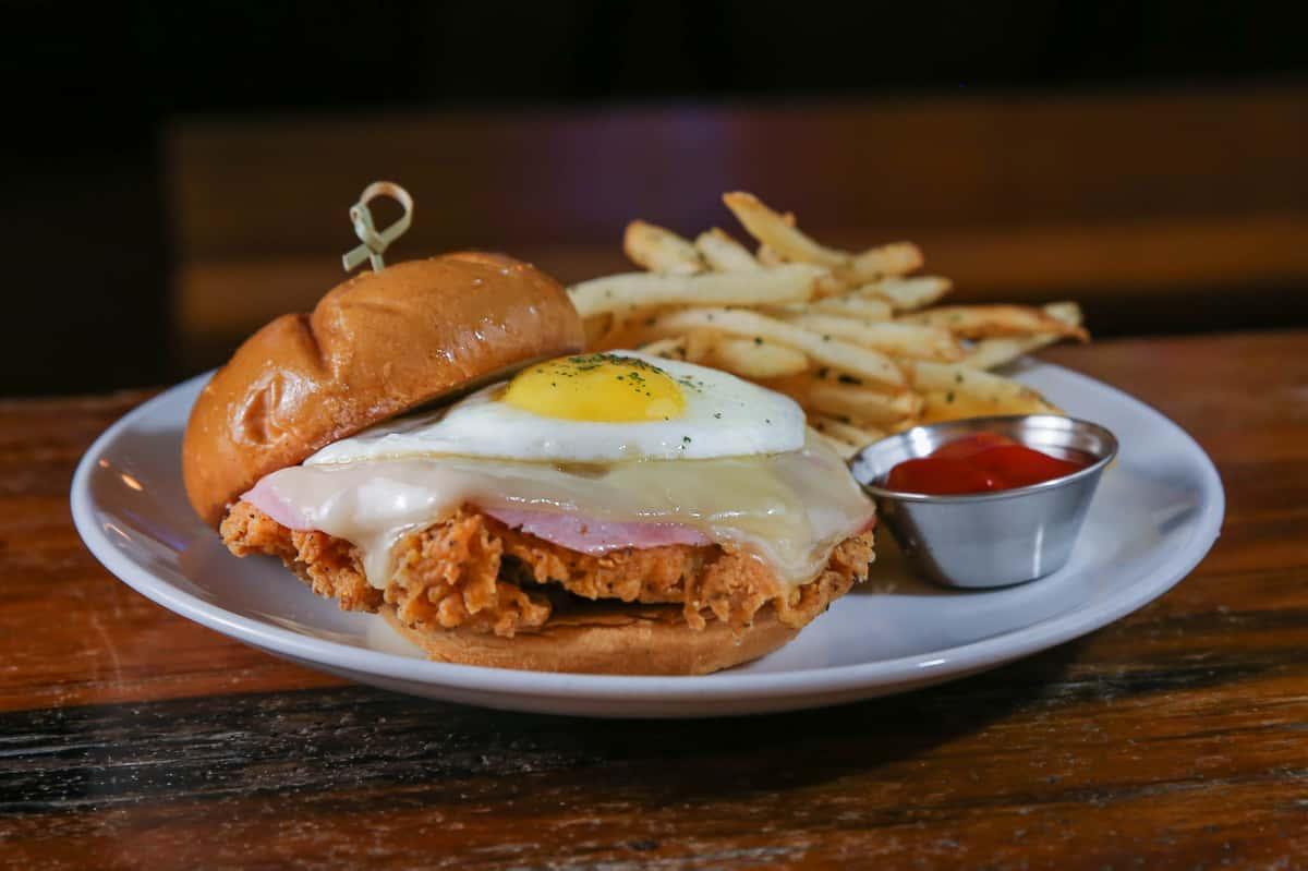 *Chicken Sandwich