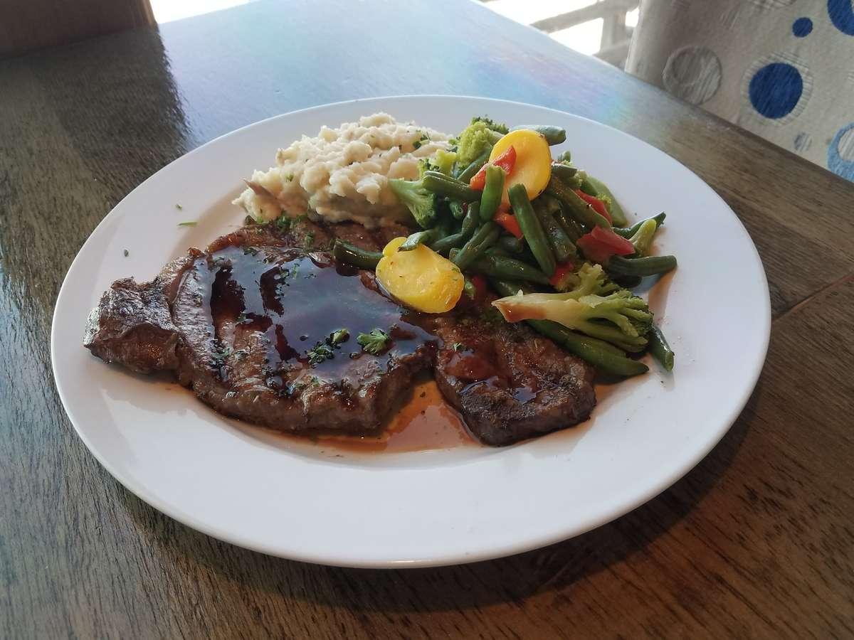 12 oz. Ribeye (angus beef)