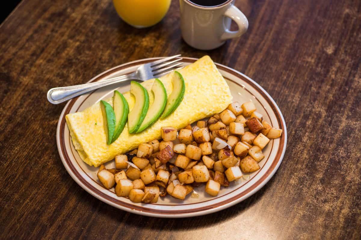 Californian Omelette