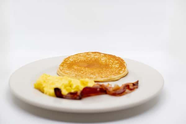 Kids Breakfast Plate
