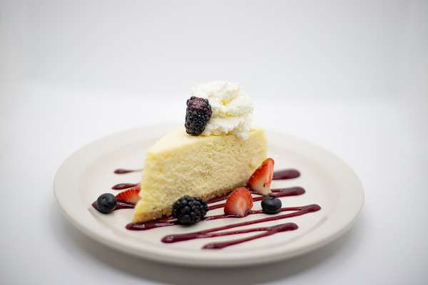 """The Best Cheesecake You'll Ever Eat"""