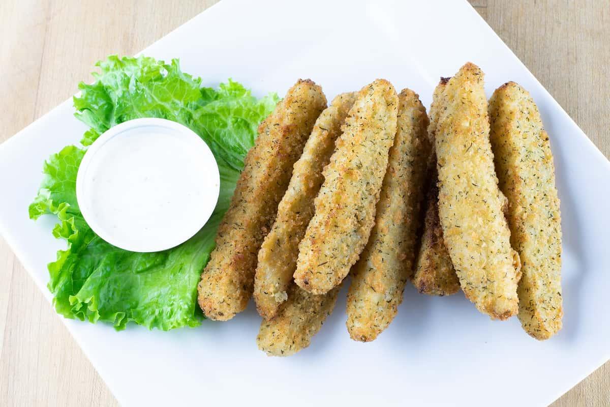 Fried Pickels