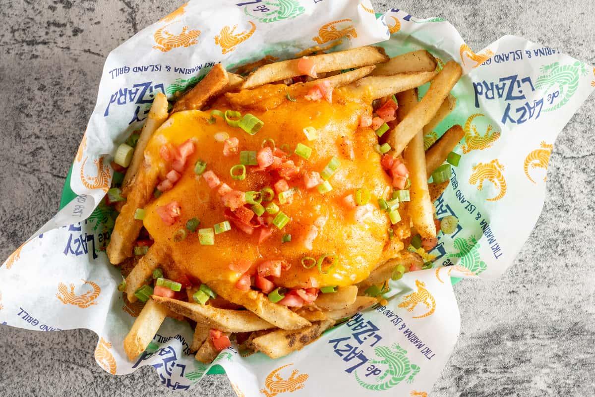 Boathouse Fries
