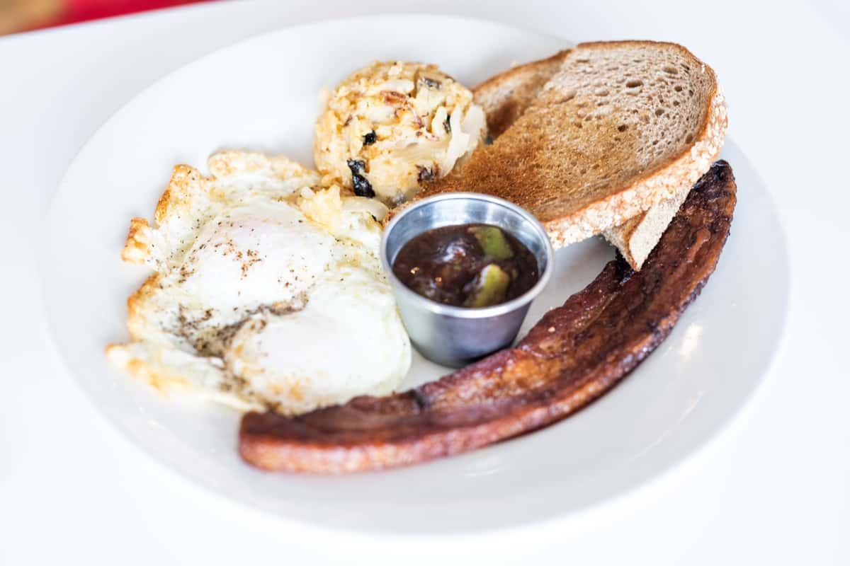 Badass Bacon & Eggs