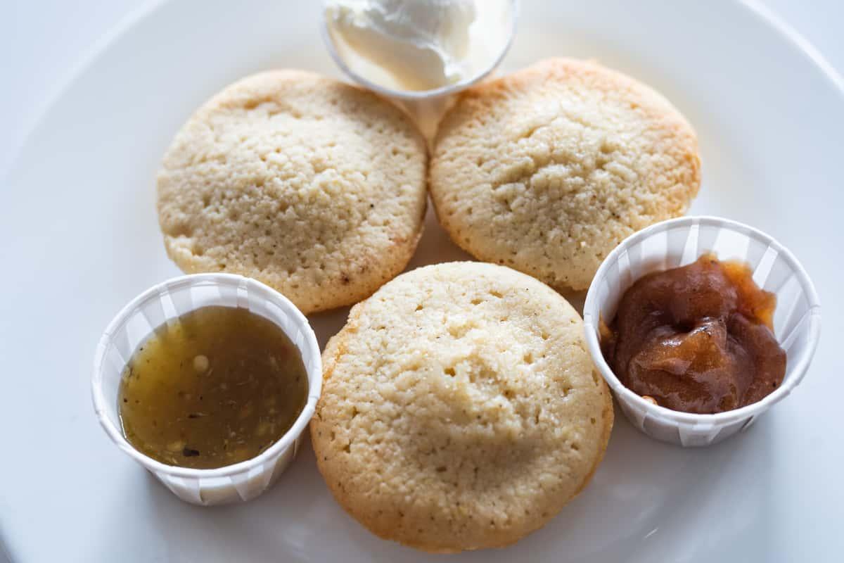 -Cornbread Muffins-