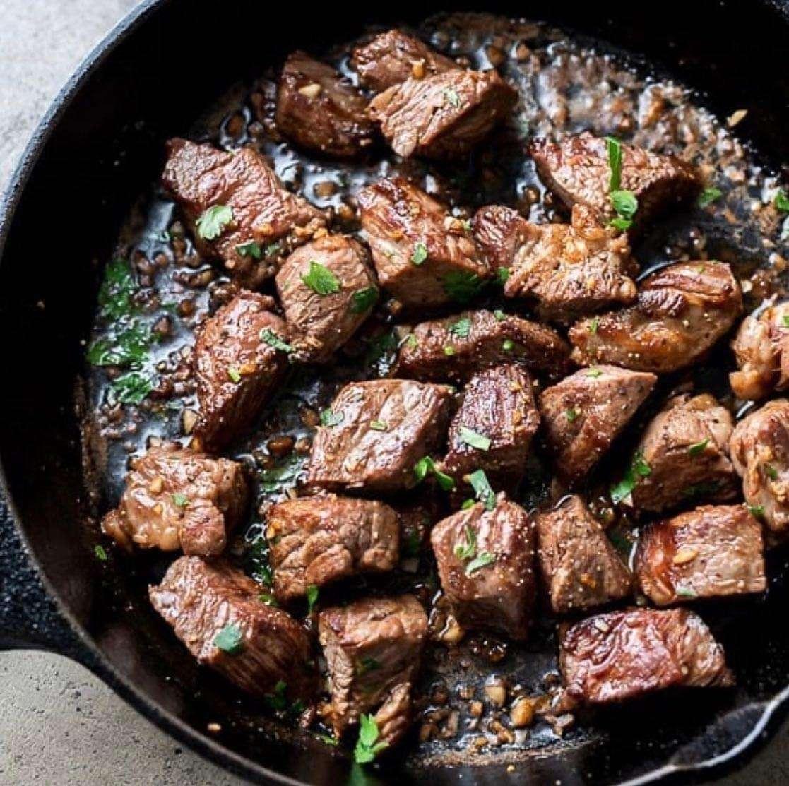 Steak Bites*