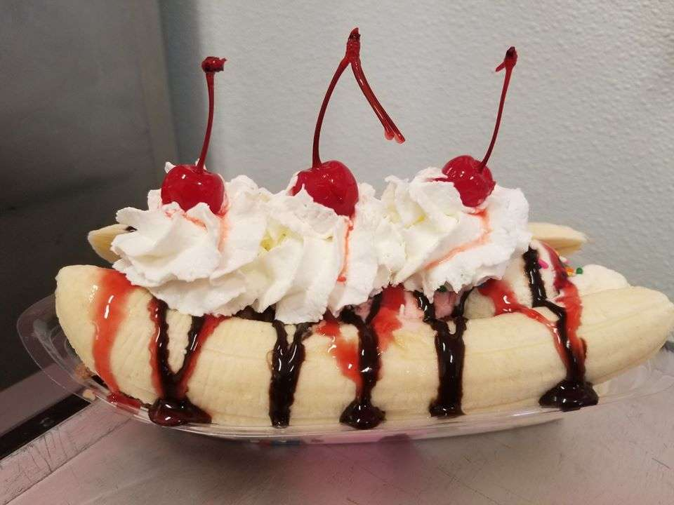 Our Banana Split
