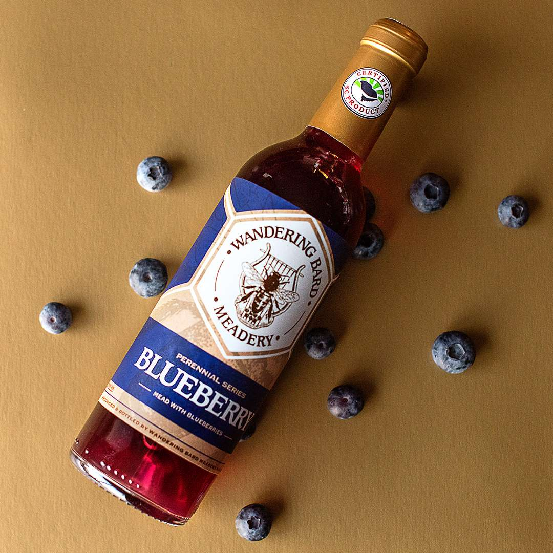 Blueberry (Medium Sweet)