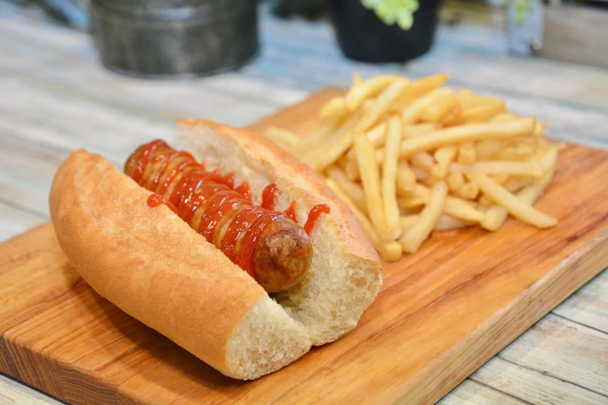 Sausage fries
