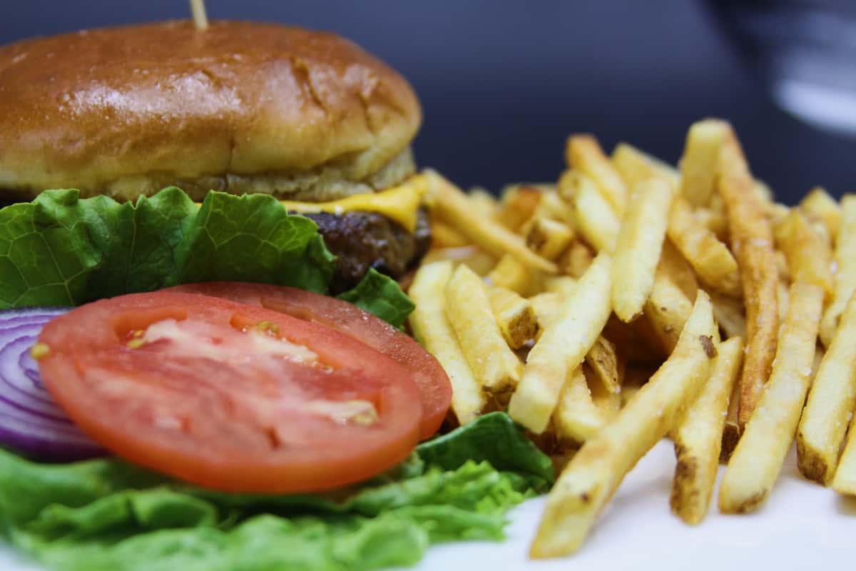 PCB Burger*