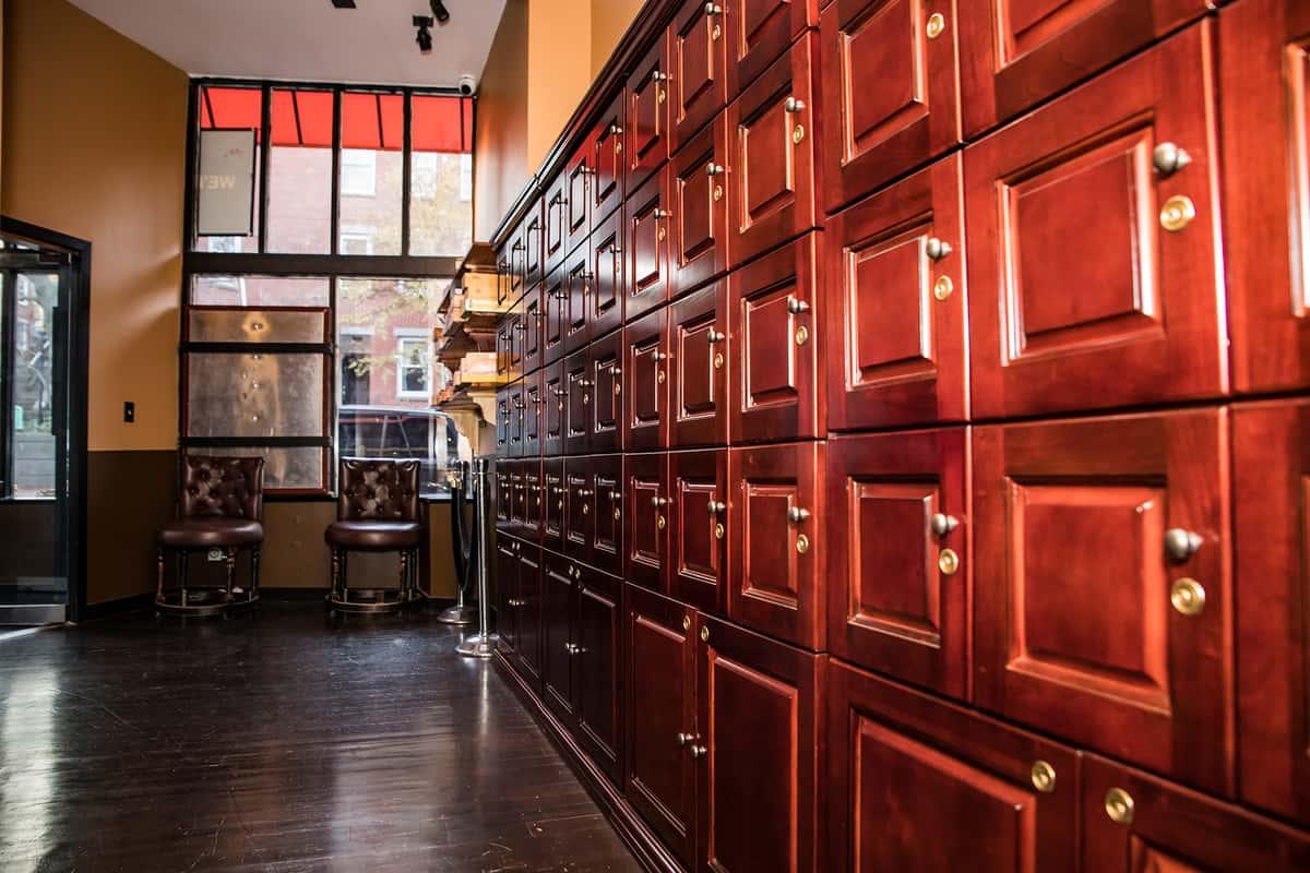 cigar locker