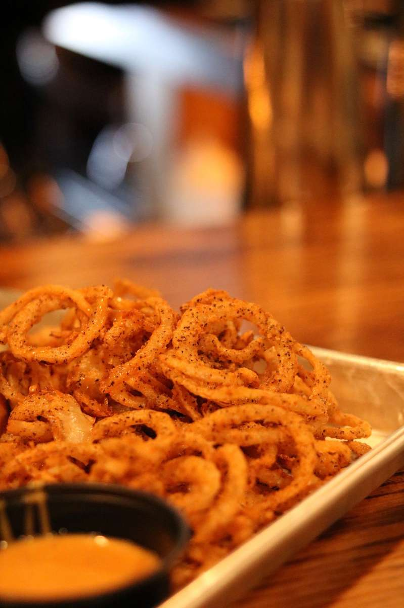 Onion Strands