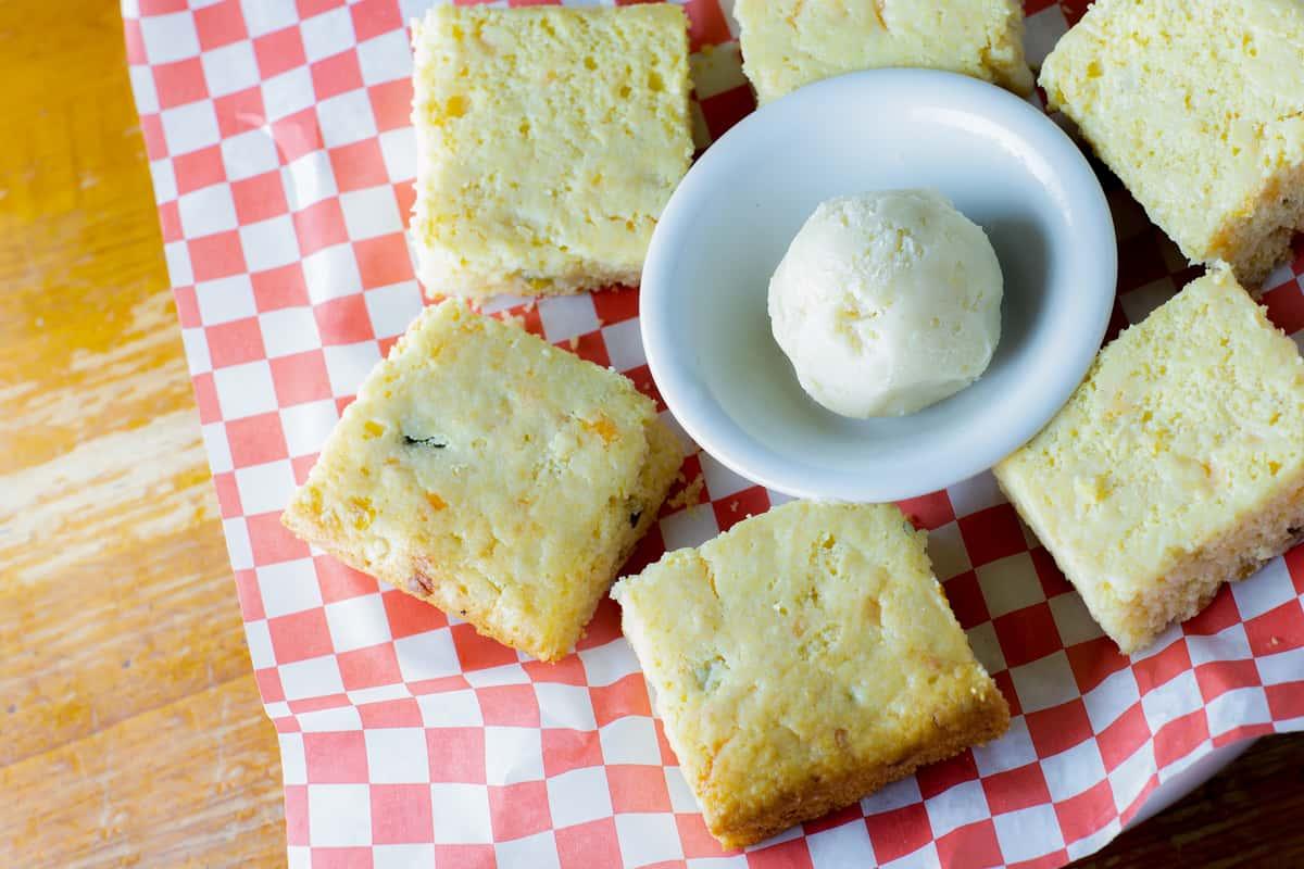 Sweet Jalapeno Corn Bread