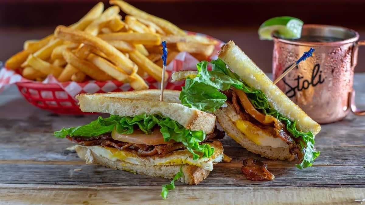 City Slicker Sandwich