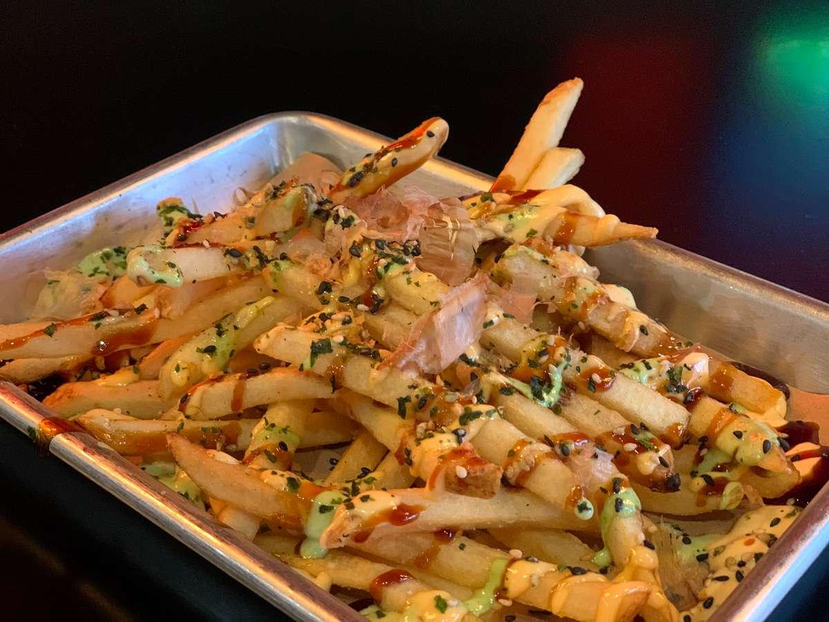 Furikake Fries - $5