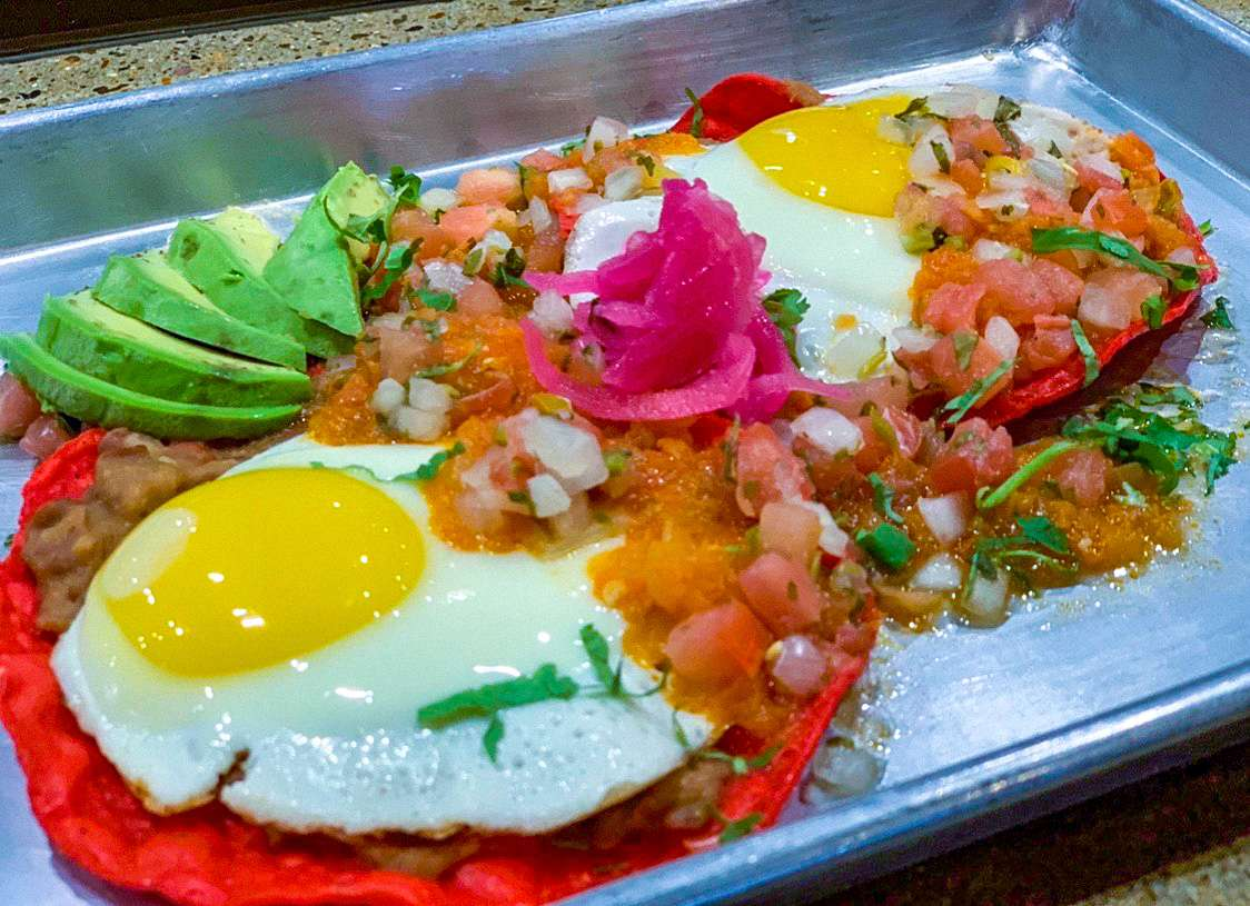 Huevos Rancheros $13