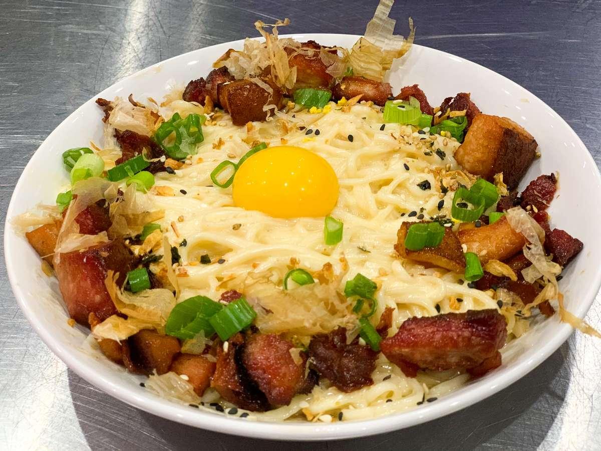 Bacon Egg & Cheese $13