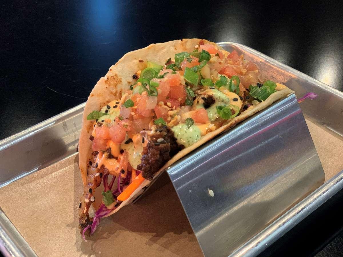 Kimchi Asada - $8