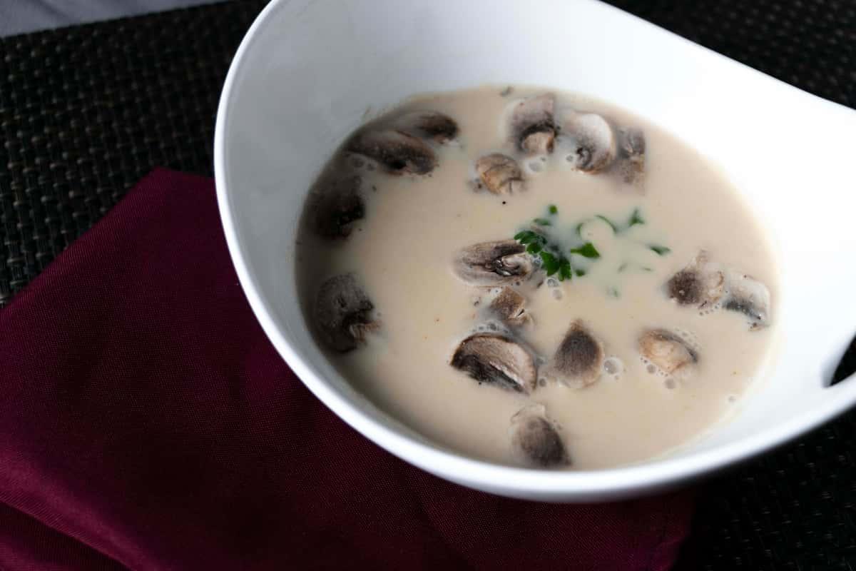 Tom Kha Gai (Coconut Soup)