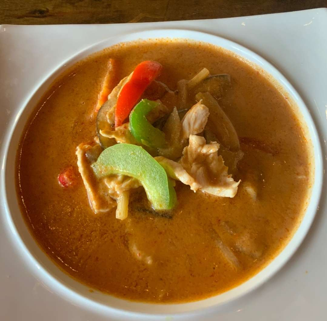 Red Curry***