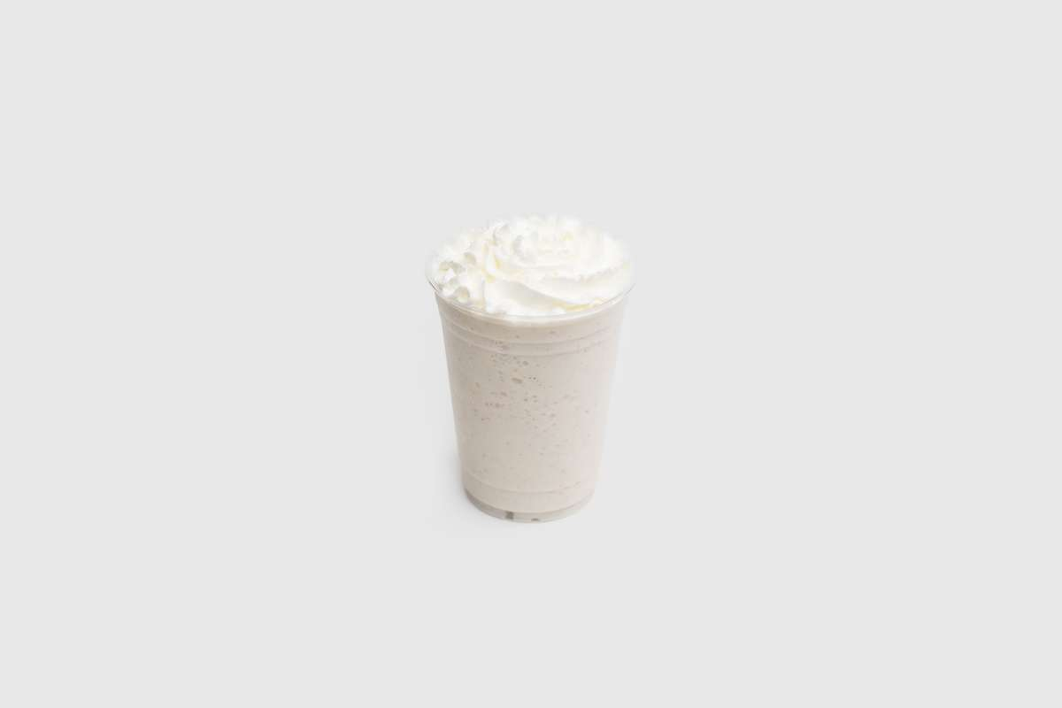 Vanilla Bean Frappe