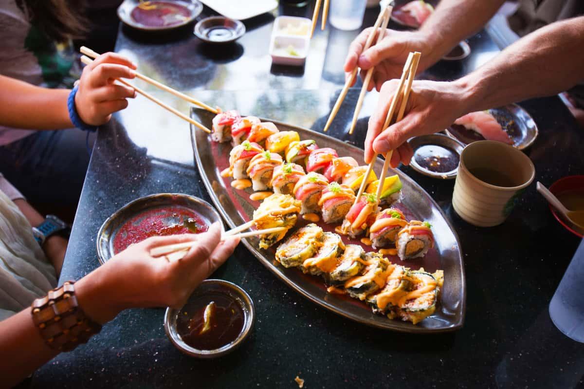 sushi group