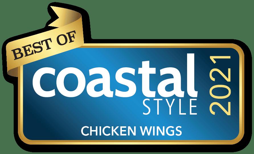 best of chicken wing award