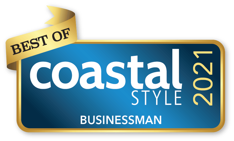 Coastal Style Best Businessman