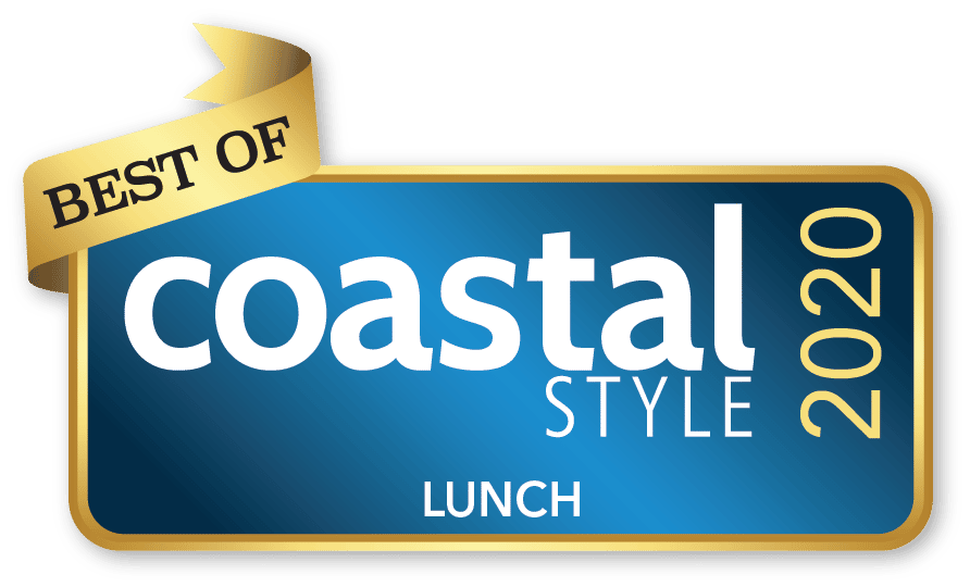 Coastal Style Best Lunch