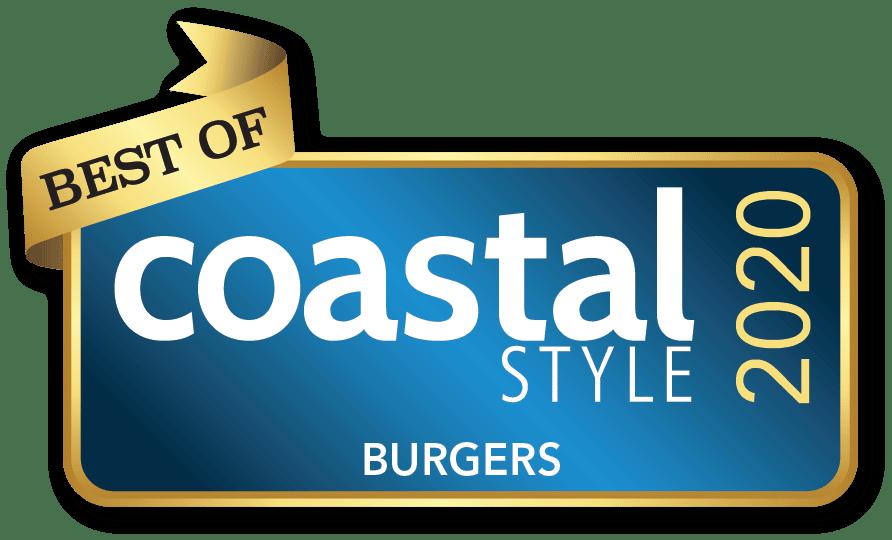 best of 2021 burger award