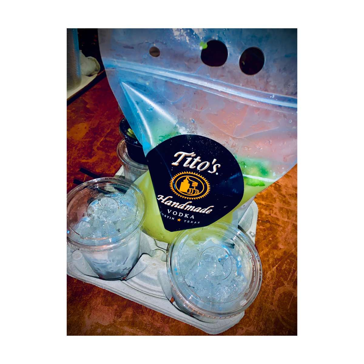 Cocktail Pouches to Go!