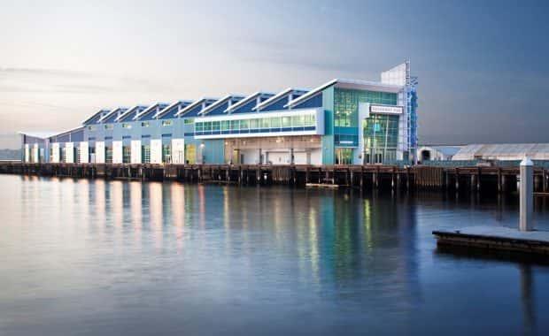Port Pavilion at Broadway Pier