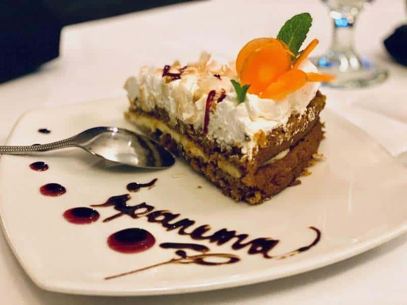 Bolo de Cenoura - Carrot Cake