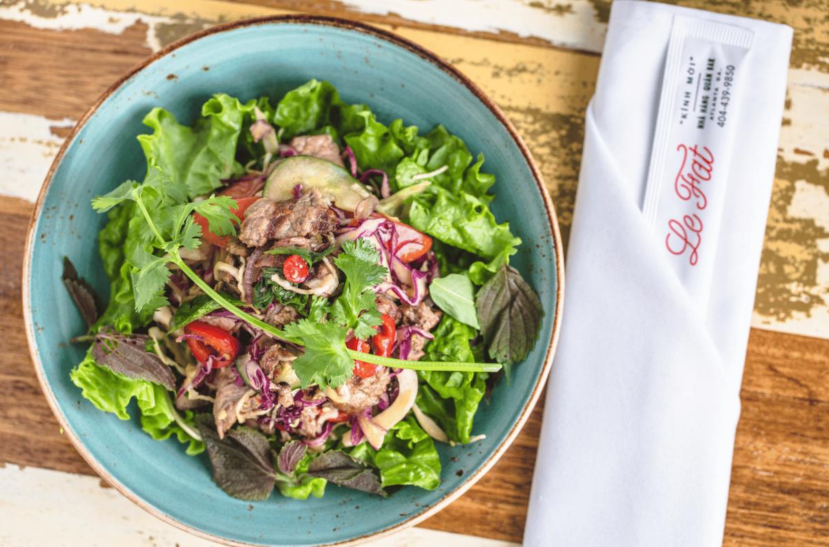 Bo Tai Chanh • Beef Salad