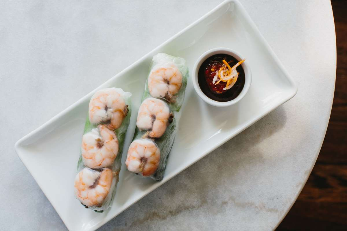 Goi Cuon • Summer Roll