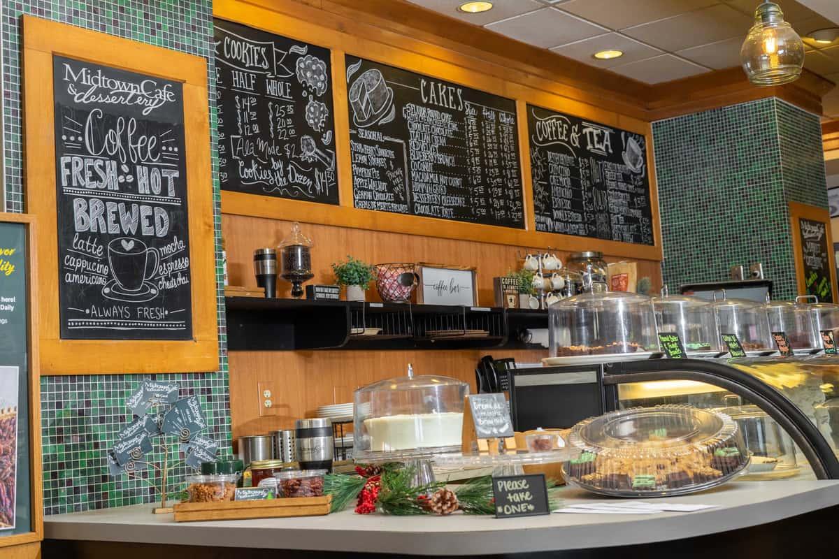 Midtown Cafe Interior